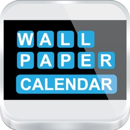 WallPaperCalendar (Black edition)