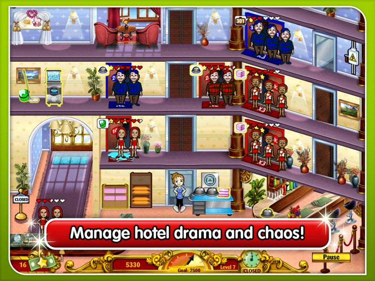 Hotel Dash: Suite Success screenshot-0