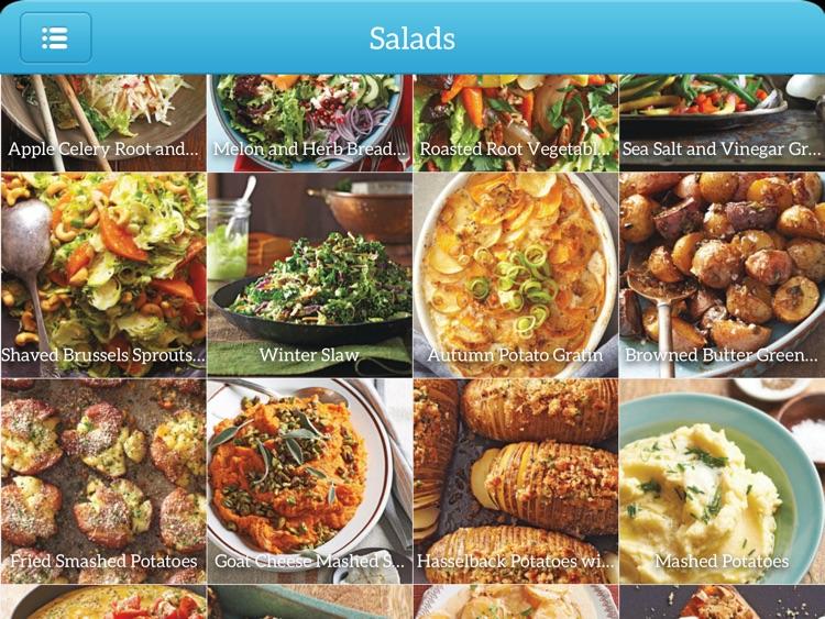 Healing Cuisine Recipes for iPad screenshot-4