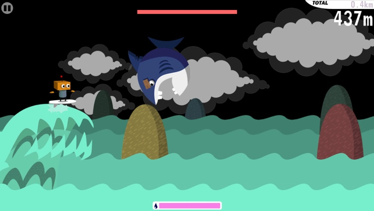 Robo Surf screenshot-1