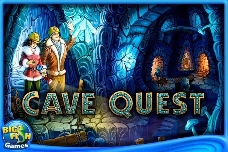 Cave Quest screenshot-0