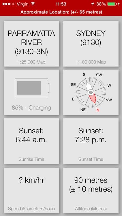 GPS Display screenshot-3