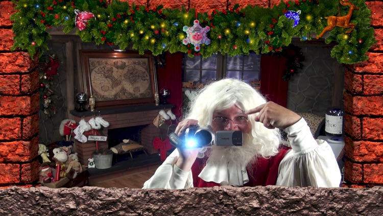 Santa Webcam screenshot-1