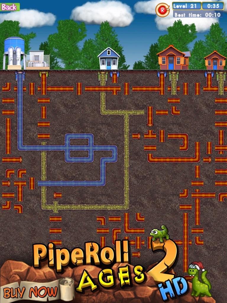 PipeRoll HD
