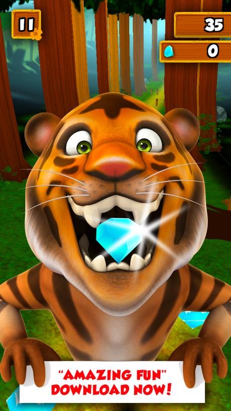 Aztec Cat Burglar 3D: Mega Jungle Run Uber Fun Tiger Adventure – By Dead Cool Games