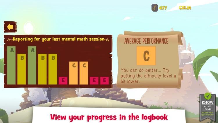 Mental Math with Math Mathews screenshot-4