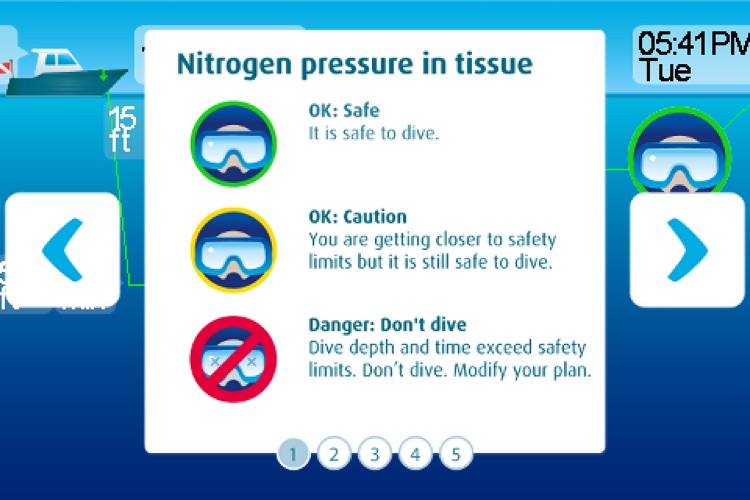 DiveMax AIR Dive Planner screenshot-4