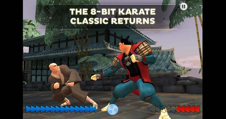 Karateka screenshot-1