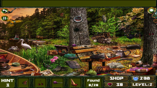 Hidden Objects in Garden screenshot two
