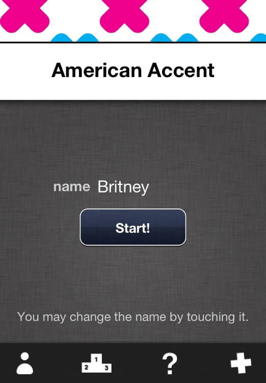 American Accent! screenshot-0