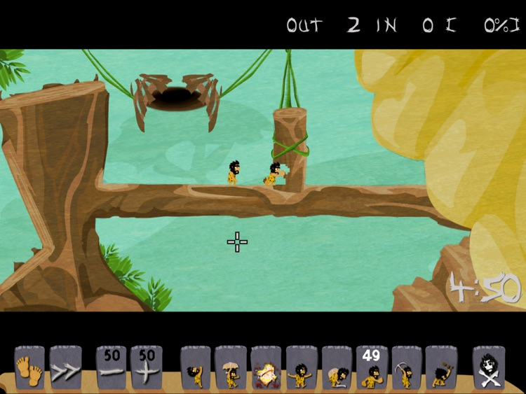 Caveman HD Lite screenshot-3