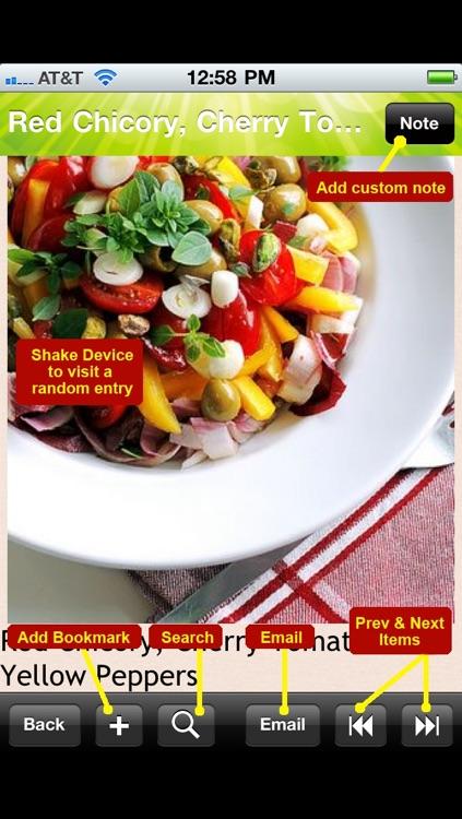 Alkaline Food Recipes screenshot-4
