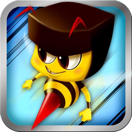 Killer Bee - the fastest bee around