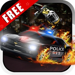 PD Nitro - Top Best Free Police Chase Car Race Prison Escape Game