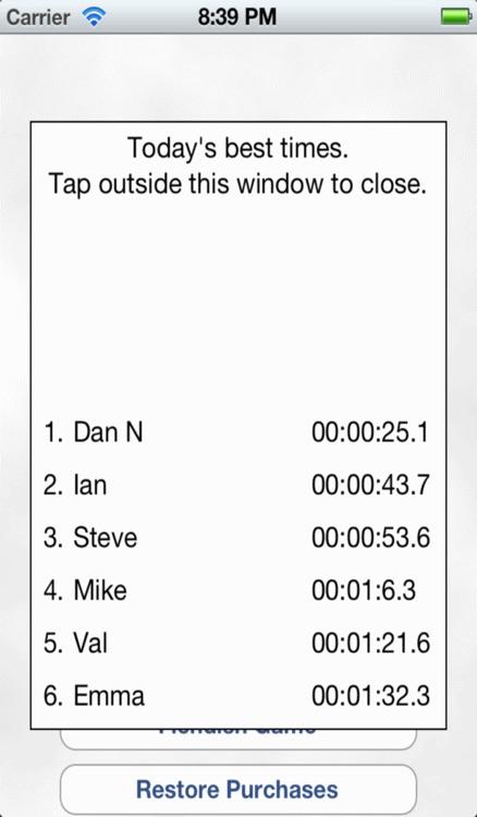 Number: Unjumble screenshot-4