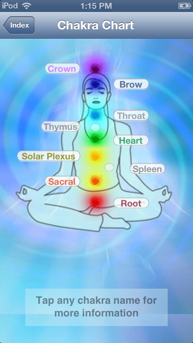 Chakra Balancing And Energy Healing review screenshots