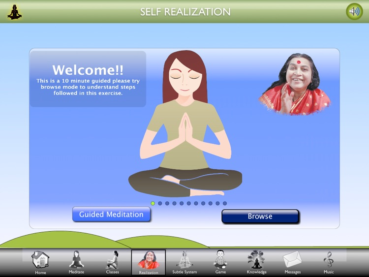 SahajaMeditation-iPAD screenshot-3