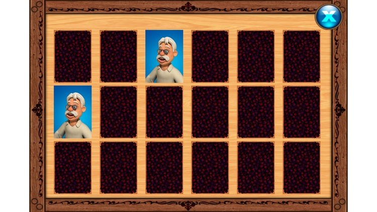 Pinocchio - Book - Cards Match Game - Jigsaw Puzzle screenshot-4