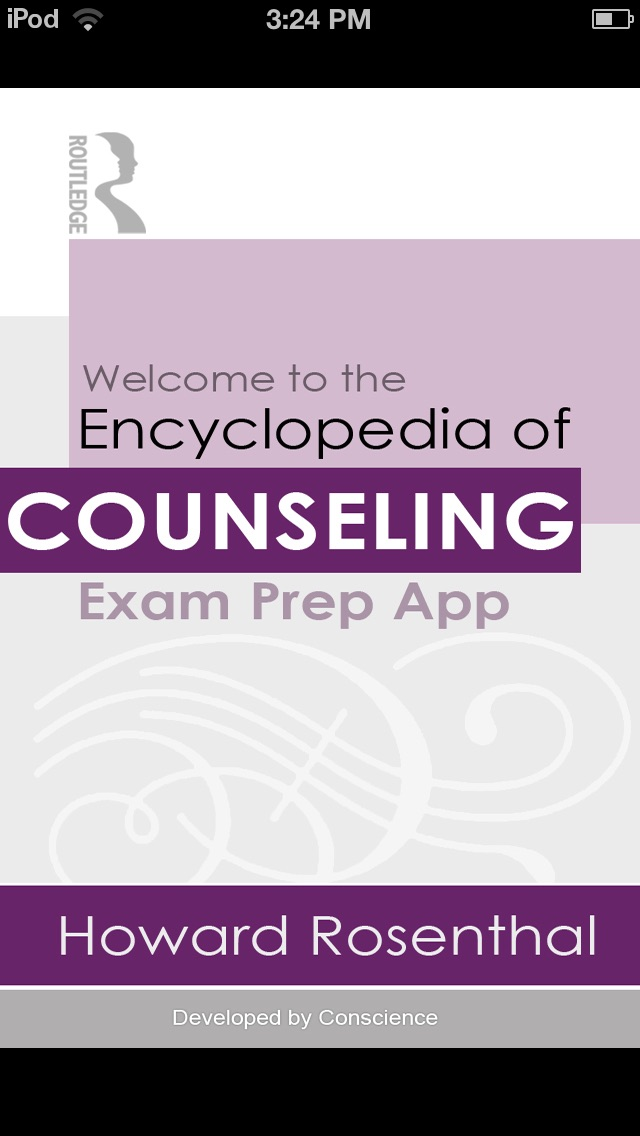 The Encyclopedia of Counseling Exam Prep App app image