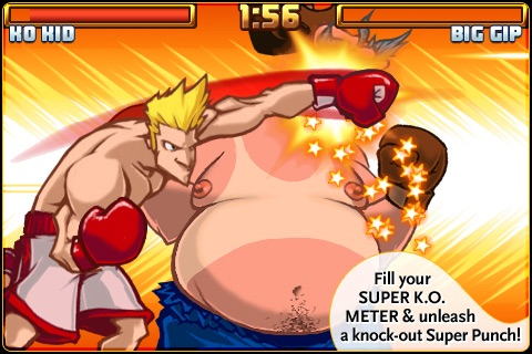 Super KO Boxing 2 Free screenshot-4