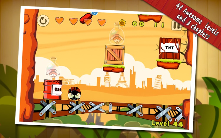KungFu BugsFREE screenshot-4
