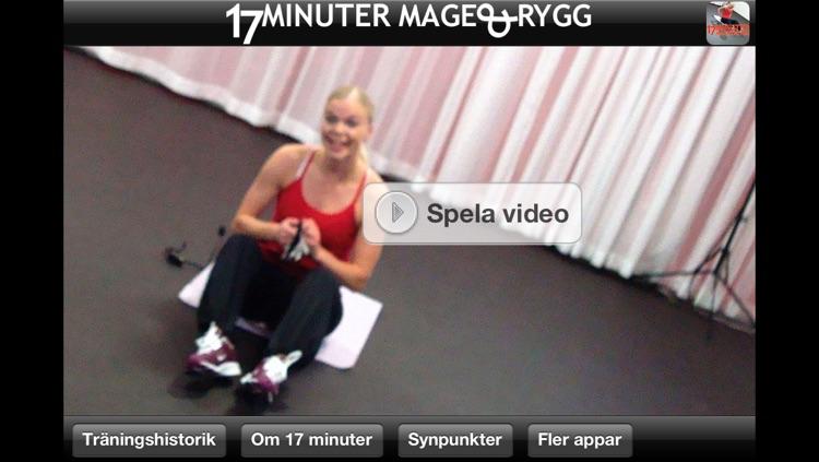 17 minuter Mage & Rygg