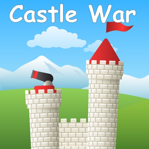 Castle War.Build castle and grow wealth