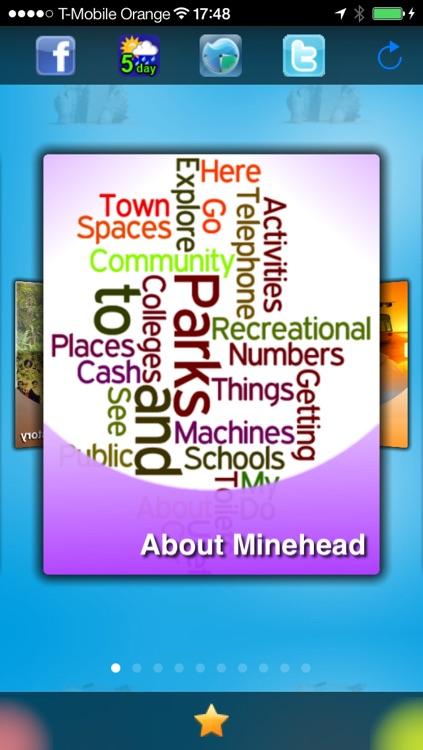 Minehead Town Guide
