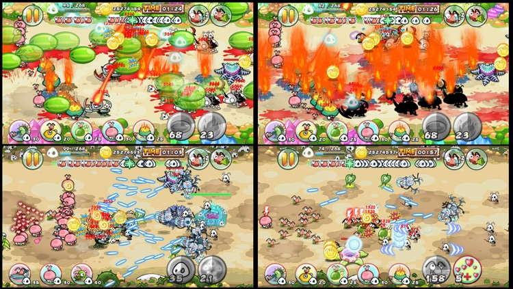 Epic Battle: Ants War 2 screenshot-3