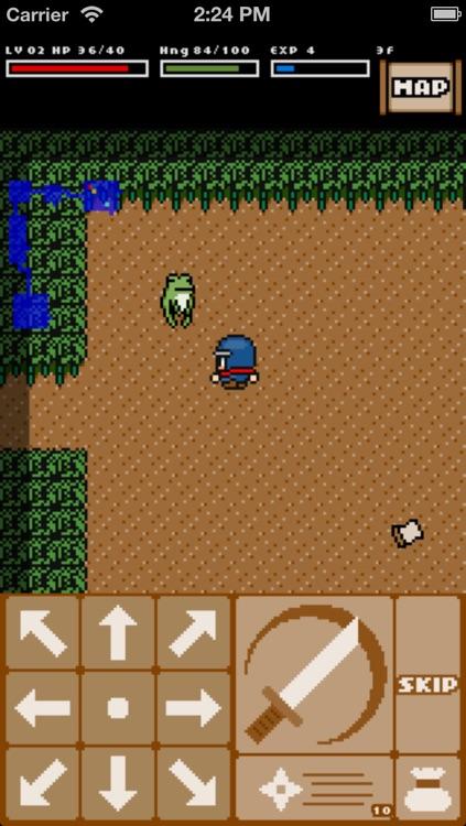 Rogue Ninja - Roguelike RPG screenshot-4