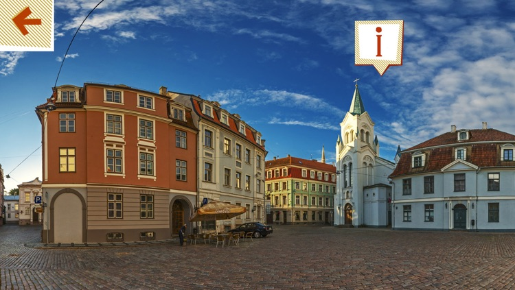 Riga. Photo-Video guide + virtual tour screenshot-3