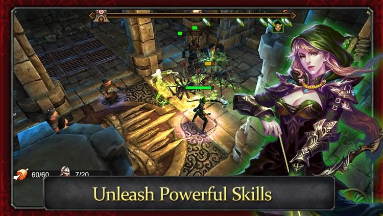Demonrock: War of Ages screenshot-4