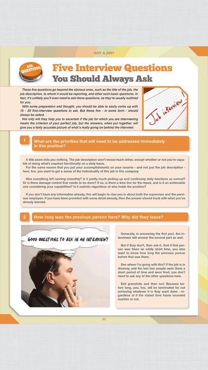 Got A Job Magazine screenshot-3