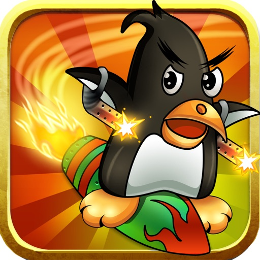Flying Angry Penguin: The Flappy Racing Adventure