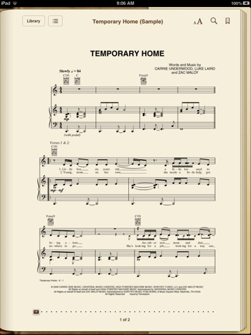 Temporary Home By Carrie Underwood Luke Laird Zac Malloy On Apple