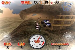 DreamRace 4x4 Free screenshot two