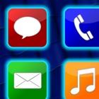发光图标应用程序 icon