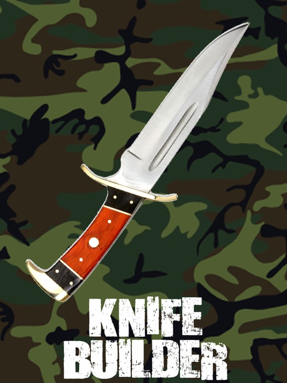 Knife Builder HD for iPad screenshot-3