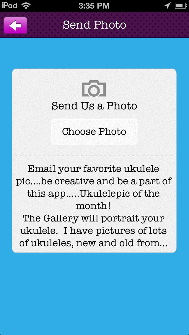 Playalong Ukulele screenshot two