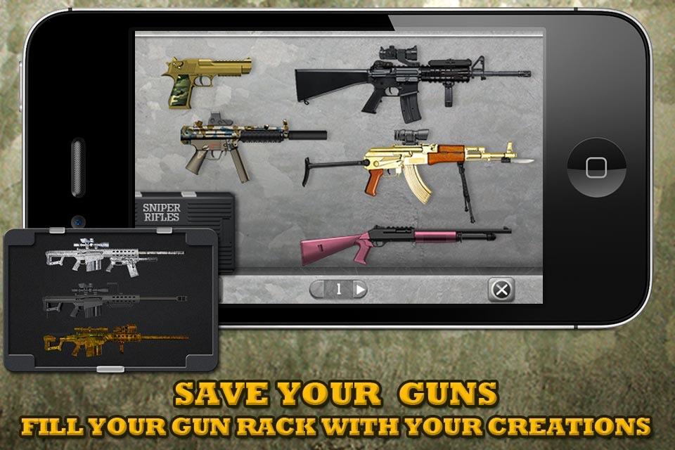 Gun Builder Screenshot