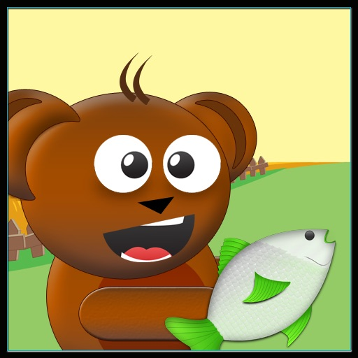 Bear Adventure Game HD icon
