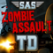 App Icon for SAS: Zombie Assault TD App in South Africa IOS App Store