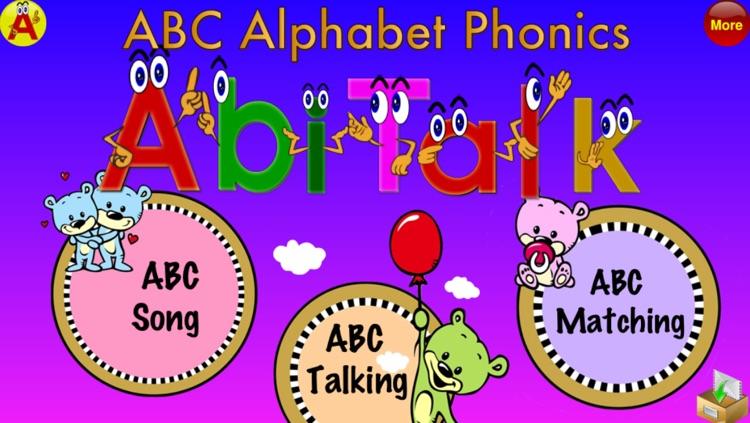 ABC Phonics Montessori Talking Alphabet Free screenshot-3