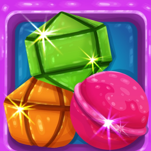 Galaxy Of Jewel - Match-3 Puzzle For Kids FREE