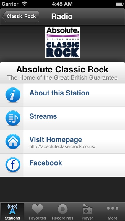 Internet Radio Box screenshot-4