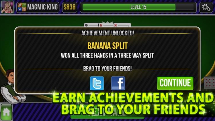 Blackjack King screenshot-3