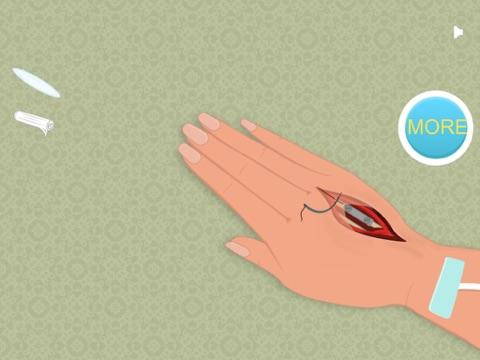 Hand Surgeon : First Aid-ipad-0