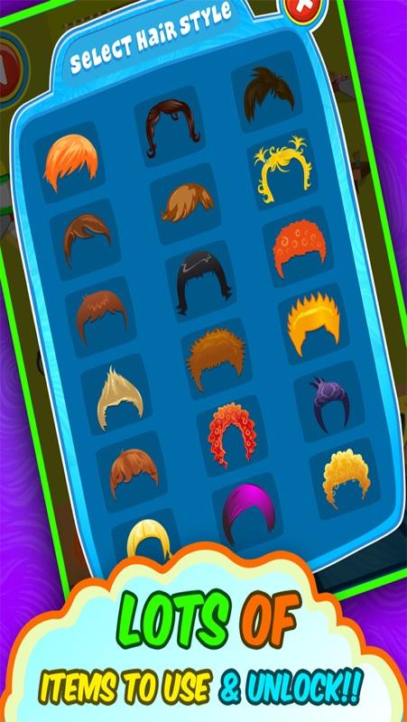 Baby Hair Makeup Salon Kids Girls Fun Addictive Games Online Game Hack And Cheat Gehack Com
