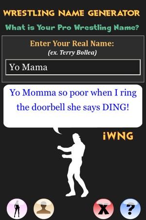 Mma nickname generator