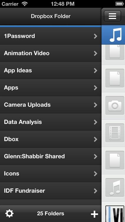 ClouDrop for Dropbox